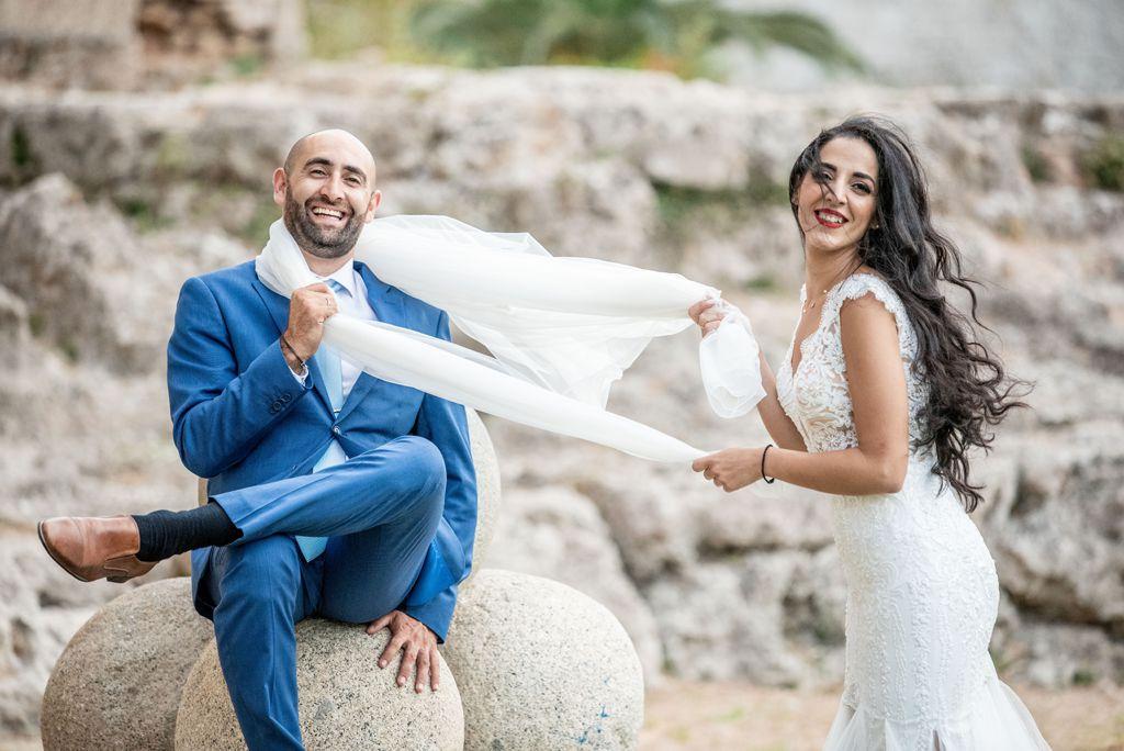 γαμπρος και νυφη