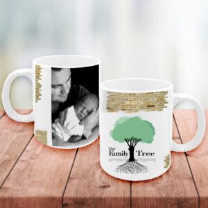 """Κούπα """"Οur Family Tree"""""""