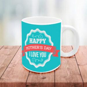 """Κούπα """"happy mothers day"""""""