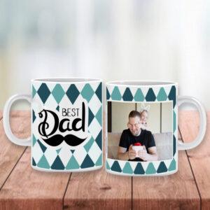 """Κούπα """"Best dad"""""""